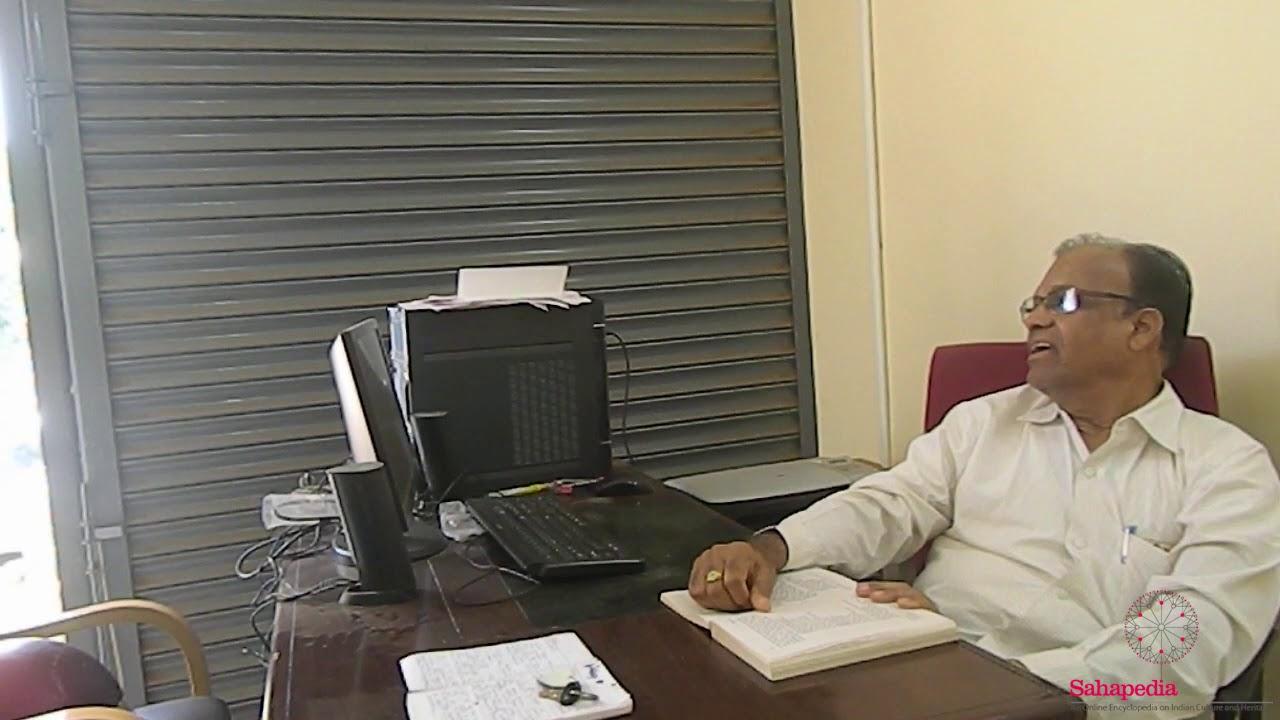 Sharana Movement and Akkamahadevi: In Conversation with Dr Veeranna Rajur