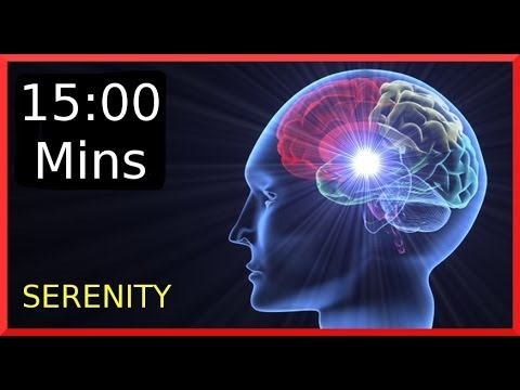 Proven Meditation Technique   EMDR Audio: Open Your 3rd Eye in 15 Mins (Cosmic Serenity)