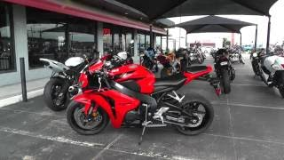 7. 004801 - 2008 Honda CBR1000RR - Used Motorcycle For Sale