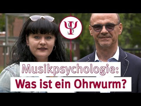 Musikpsychologie: Was ist ein Ohrwurm? | Psychologie mit Prof. Erb