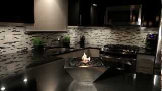 INTRODUCING THE ANYWHERE FIREPLACE