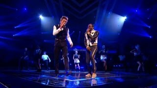 will.i.am and Tyler duet 'OMG' - The Voice UK - Live Final - BBC One