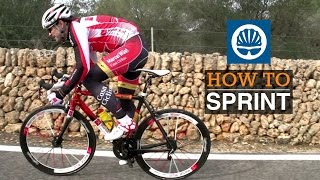 How To Sprint with Marcel Wüst