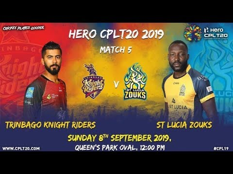 MATCH 5 Highlights | #TKRvSLZ | #CPL19