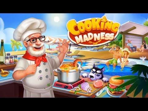 Cooking Madness - A Chef's Restaurant Games Level 39-2 +35 Combo-Cooking Game For Kids And Children