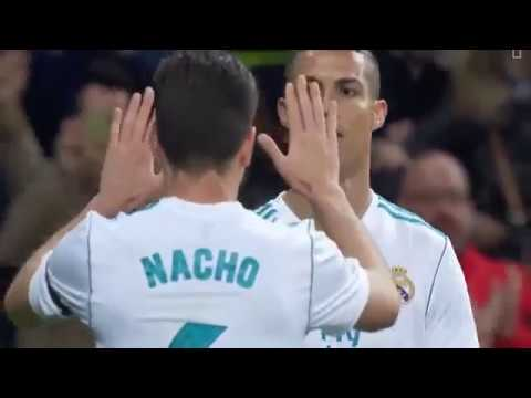 Real madrid vs Las palmas 3-0 All Goals and Highlights with arabic Commentary (LLG) 2017-11-05 480p