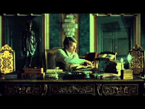 Hannibal 3.01 (Clip 'The Curator')