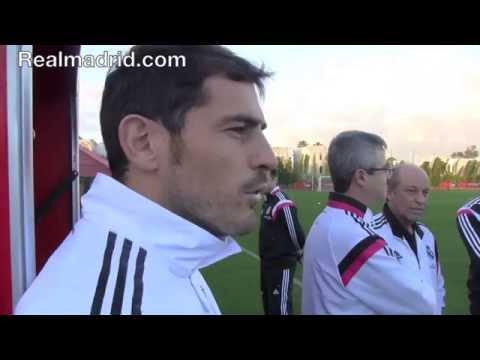 Es imposible tener más memoria que Iker Casillas
