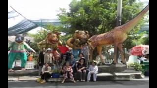 Quảng Nghiêm 1965 Phật Tử Nha Trang Hành Hương Các Tỉnh Miền Tây 2012 .flv