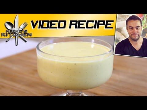 How to make Vanilla Custard - Never Fail Recipe!