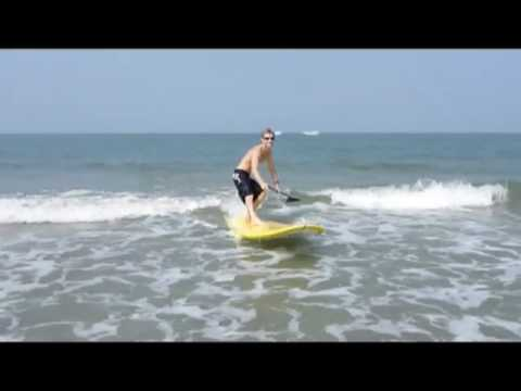 Stand Up Paddle Board Surfing Pattaya Thailand 12′ SUP