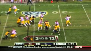 Matt Barkley vs California (2011)