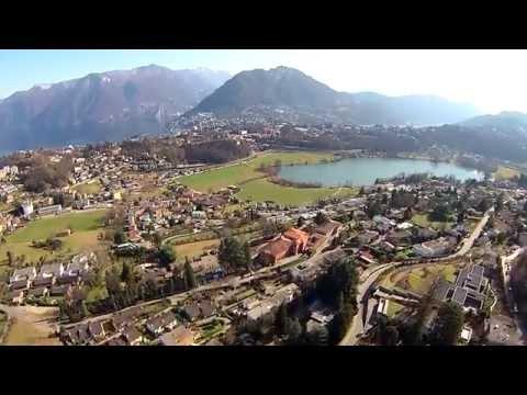Lugano Drone Video