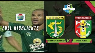 Download Video Persebaya Surabaya (4) vs (1) Mitra Kukar - Full Highlights | Go-Jek Liga 1 Bersama Bukalapak MP3 3GP MP4