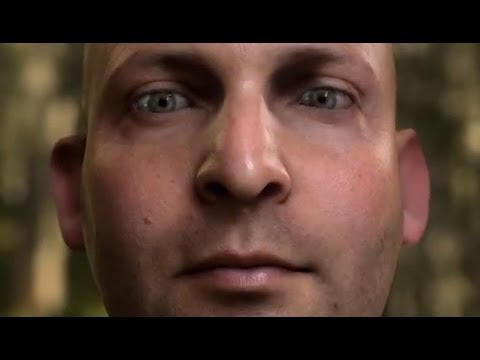 nvidia - Nvidia - Massive Destruction in Real-Time Tech Demo - http://www.youtube.com/watch?v=O04ErnJ8USY Nvidia's Faceworks renders realistic human faces. Skip to 8....
