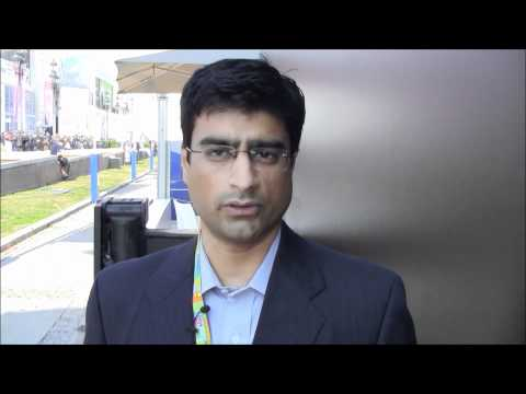 MWC12: Interview mit Uday Keshavdas, Senior Manager Strategy &#038; Biz Dev. bei Intel