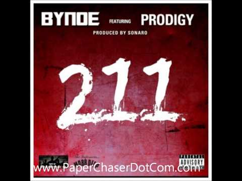 Bynoe Ft. Prodigy - 211 (2013 New CDQ Dirty NO DJ) Prod. By @Sonaro