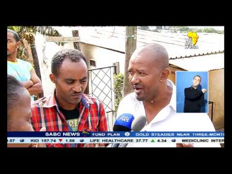 An Ethiopian national is in a critical condition after being attacked SABC News