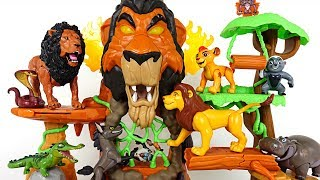 Video Lion Guard! Rescue my friends from hyena and crocodile in the Rise of Scar! - DuDuPopTOY MP3, 3GP, MP4, WEBM, AVI, FLV Desember 2017
