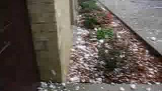 Northfield (MN) United States  city pictures gallery : God's Wrath Unleashed on Northfield, MN via Hail Storm