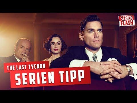 Mein aktueller Serien Tipp: The Last Tycoon | SerienFlash