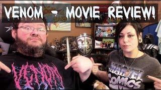 Venom - MOVIE REVIEW! First Part SPOILER FREE!