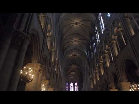 Epic Cathedral Music at Notre Dame