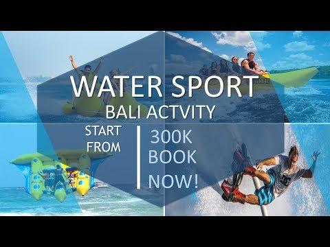 Cheap Water sport Activity in bali