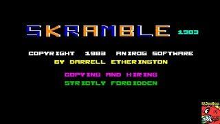 Skramble [Anirog Software] (Commodore 64 Emulated) by ILLSeaBass