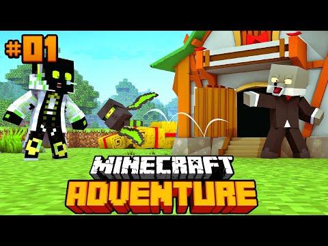 Doktor Auge hat keine MIETE BEZAHLT?! - Minecraft Adventure #01 [Deutsch/HD]