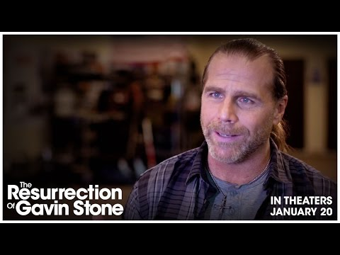 THE RESURRECTION OF GAVIN STONE - BEHIND THE SCENES WITH SHAWN MICHAELS