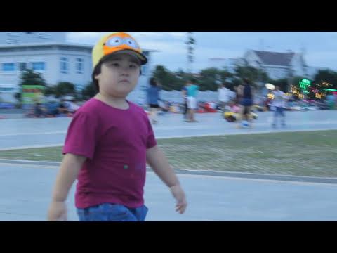 Quảng trường Trần Quang Khải l TP. Rạch Giá
