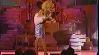 Cher 1980 Caesar's Palace 07_'drags' Medley Pt2: In The Mood (midler Impersonator)