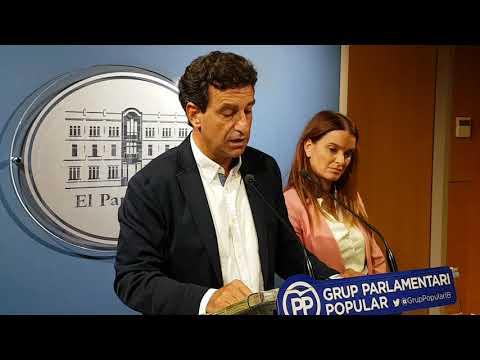 Company proposa baixar impostos al 80% dels ciutadans de Balears
