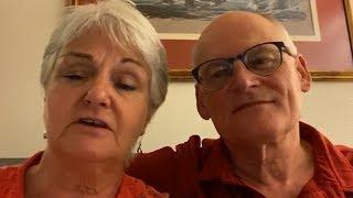video: British couple on Zaandam cruise ship speak of coronavirus nightmare