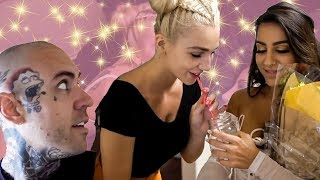 Video Surprising my Girlfriend... with another Girl! MP3, 3GP, MP4, WEBM, AVI, FLV September 2018