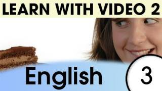 Top 20 English Verbs 1, Learn English with Video