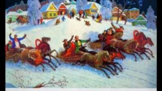 Бубенцы русский вариант Jingle bells