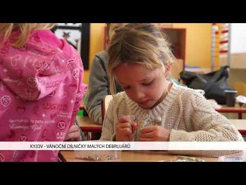 TVS: Deník TVS 20. 12. 2017