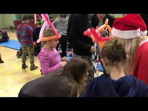 Wideo1: Spotkanie z Mikołajem w jednostce wojskowej