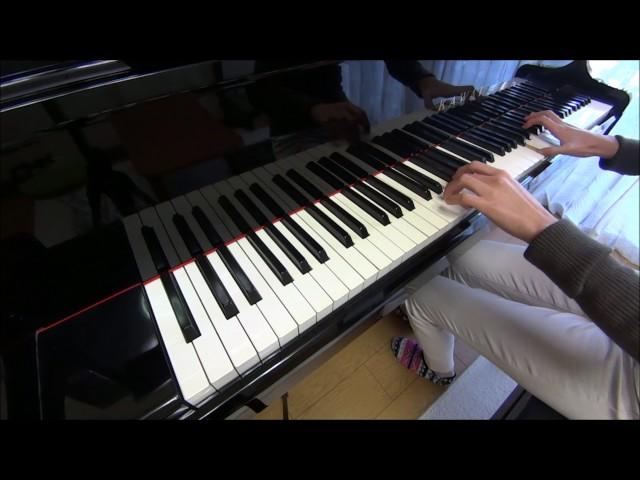 (練習3週間目)バッハの「インベンション8番」を弾いてみた♪