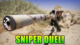 Epic JNG-90 Sniper Duel! | Double Vision Battlefield 4 Gameplay