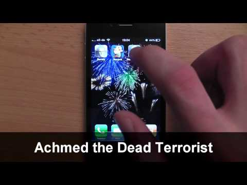 funny iphone apps - Barney Stinson / Sexgott / Achmed the Dead Terrorist Drei meiner lieblings Apps :) Besucht auch unseren Kanal http://www.youtube.com/MSTechview fr Unboxings...