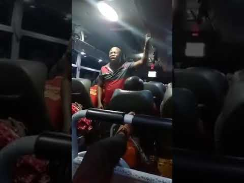 Watch This Prayer In A Night Bus From Aba To Lagos