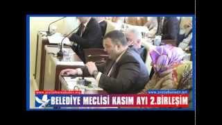 Zeytinburnu Belediye Meclisi Kasım Ayı 2  Birleşim