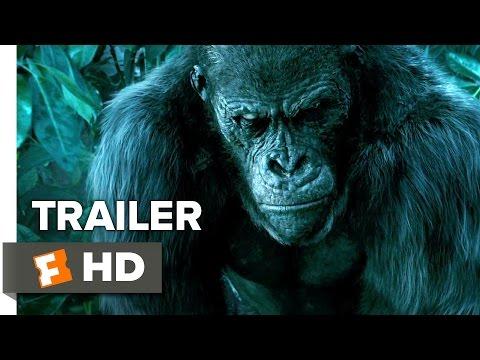 The Legend of Tarzan TRAILER 2 (2016) - Margot Robbie, Christoph Waltz Movie HD