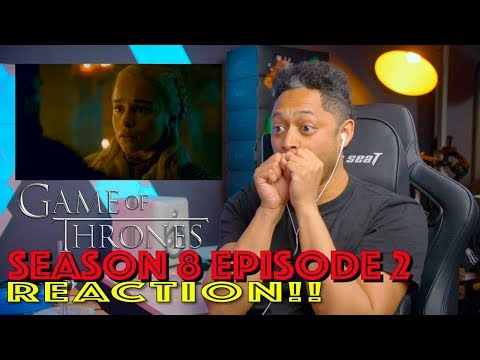 GAME OF THRONES Season 8 Episode 2 Reaction