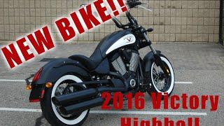 4. 2016 Victory Highball sneek peek review