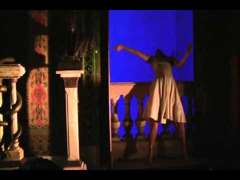 Não me toque estou cheia de lágrimas -- Sensações de Clarice Lispector (2012)