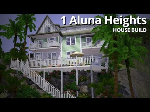 The Sims - Download: http://thesimsupply.com/1-Aluna-Heights.html Website - http://thesimsupply.com Twitter - http://twitter.com/TheSimSupply Facebook - http://facebook...